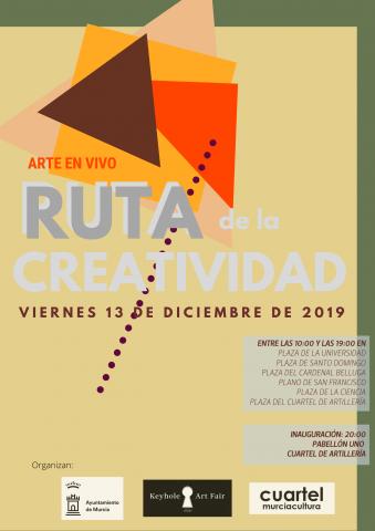I Ruta de la creatividad